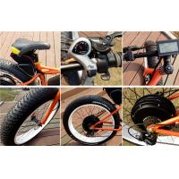 Wholesale Long Range 250w Big Tire Mountain Bike For Boys / Girls 25kph 36v from china suppliers