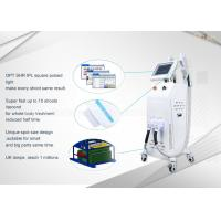Wholesale 10Hz High Speed OPT SHR Hair Removal Machine For Blonde Hair Painfree Acne Treatment from china suppliers