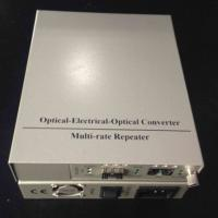 Wholesale 10G Optical Signals Repeater Optical-Electrical-Optical wavelength conversion SFP+/XFP from china suppliers