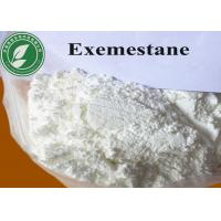 Wholesale USP standard white anti cancer steroid  powder Exemestane Aromasin CAS 107868-30-4 from china suppliers