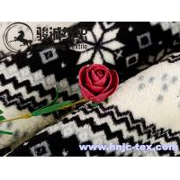 Wholesale Hot sell pattern sherpa coral fabrics coral fleece fabric for pajamas fabric and apparel from china suppliers