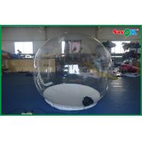 Wholesale High Wind Resistance Inflatable Air Tent Material Pvc Inflatable Camping Tent from china suppliers