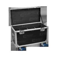 Wholesale DJ Equipment Aluminum Profile Fireproof Shell Racks Flight Cases with OEM Logo Printed from china suppliers