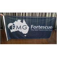 Wholesale Rectangle Fabric Flag Banners Outdoors Marketing Flags For Advertising from china suppliers