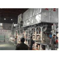 Writing Copy Paper Making Machine Durable Offset Paper Production Line