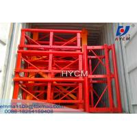 Wholesale SC Building Lifter Spare Parts Mast Section with Racks And Bolts from china suppliers