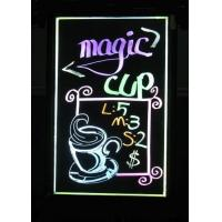 Wholesale Customized acrylic led display/Hot sale laser dotting LED light boxes from china suppliers