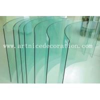 3mm to 19mm Bending tempered glass, bending toughened glass with ISO, CE , AS2208, Certificates