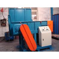 Wholesale Single shaft And Twin Shaft plastic shredder machine , film recycling machine from china suppliers