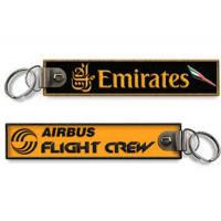 Wholesale Emirates Airlines Airbus Flight crew tags from china suppliers