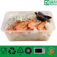 Wholesale plastic food container 750ml from china suppliers