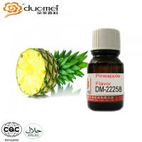 Wholesale Food True Pineapple Taste Soft Drink Flavours With 3 - Years Shelf Life from china suppliers