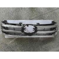 Wholesale Chrome Plastic Toyota Hilux Revo Parts / Front Grille Normal Size With Logo from china suppliers