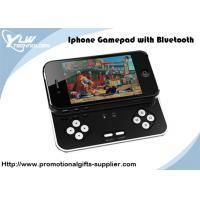 Buy cheap Bluetooth Iphone Gamepad joystick with sliding out hard shell case for touch screen games from wholesalers