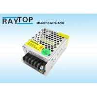 Wholesale 36W metal cctv power supply for security camera CCTV system access control system from china suppliers