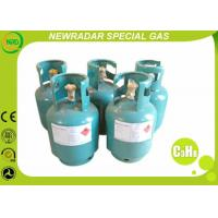 Wholesale CAS 74-98-6 Industrial Grade Organic Methane Natural Gas High Pure from china suppliers