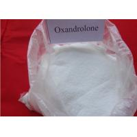 Wholesale Oxandrolone Anavar 99%Min Oral Anabolic Steroids Powder CAS No 53-39-4 from china suppliers