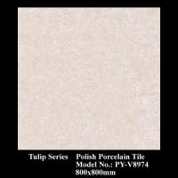 Buy cheap Tulip series polish tiles PY-V8974 from wholesalers