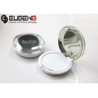 Wholesale Pressed Powder Case Exquisite Plastic Makeup Empty Compact Powder Packaging from china suppliers