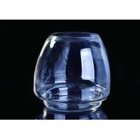 Wholesale Popular Custom Candle Glass Containers Crystal Glass Candle Vessels For Decoration from china suppliers