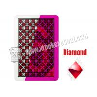 Wholesale 100% Plastic Playing Marked Card Deck Invisible Ink For Poker Cheat from china suppliers
