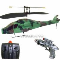Wholesale Remote Control Helicopter Toys - Shooting The Flying Helicopter Game Set (RPC68767) from china suppliers