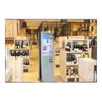 Wholesale Lcd Multi Function Emergency Mobile Phone Charging Kiosk , Phone Charger Station With Lockers from china suppliers