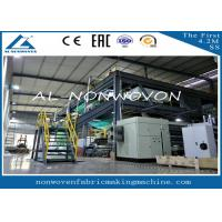 Quality AL-1600SSS PP Spun Bonded Nonwoven Fabric Production line / PP NON WOVEN Fabric Making Machine for sale