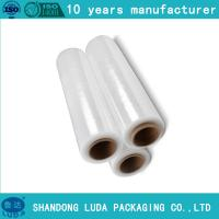 Wholesale lldpe stretch film jumbo roll wrapping film pallet film filme stretch from china suppliers