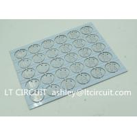 Wholesale Round LED High Thermal Conductivity PCB Aluminum Based Single Layer from china suppliers
