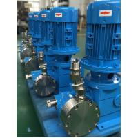 Wholesale Double Hydraulic Diaphragm Pump , Chemical Processing Pumps Customized from china suppliers