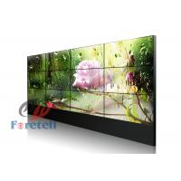 Wholesale 178° Visual Angle Samsung 55 Video Wall , 1080P HD Video Wall 3.5mm Bezel from china suppliers