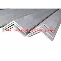 Wholesale ASTM 347 Stainless Steel Angle Bars Thickness 2.0mm -18mm Tolerance h9 h11 from china suppliers