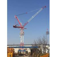 Wholesale New Arrival QTD80 Luffting Tower Crane 40M Boom 1.5t Tip Load Capacity from china suppliers