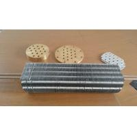Wholesale Heat exchanger with shell and tube design for industrial oil cooler from china suppliers