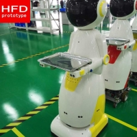 Wholesale 0.09mm Robotics Prototype Machining Services from china suppliers