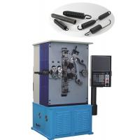Wholesale Advanced CNC Wire Forming Machine , Multifunctional Automatic Spring Machine from china suppliers