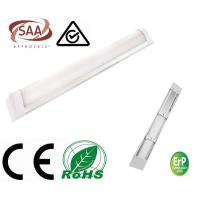 Wholesale High Brightness 5ft / 6ft LED Linear Light 80 Watts , LED Flat Tube For Office /  SAA Listed from china suppliers