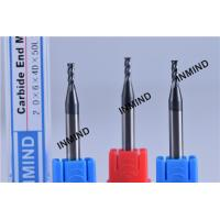 Wholesale 2*6*4D*50L*4F , AlTiN Coating , Square End Mill , 4 Flute , Milling Cutter , high quality from china suppliers