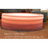 P280 GH 1.0426 EN10222-2  Carbon Steel Forging Ring Normalized and Tempered Quenched