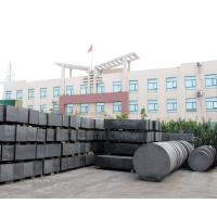 Wholesale China Factory of 0-2mm Grain Size Extruded Vibrated Molded Graphite Pan from china suppliers