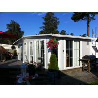 Wholesale Movable Residential Steel Buildings - Norway Seaside Caravan Hut, 30sqm from china suppliers