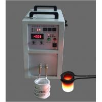 Wholesale Portable Gold Mini Melting Furnace , Gold Induction Melting Machine , Gold Melting Equipment from china suppliers