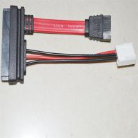 Wholesale Laptop 4PIN/7PIN/22PIN Red SATA Cable To 4PIN XHP Wiring Harness from china suppliers