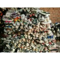 China Factory Stocklot wholesale used shoes  mixed shoes in small bag on sale