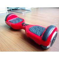 Wholesale Christmas Gift Red Mini Balance Scooter Smart Electric Board With Front Led Light from china suppliers