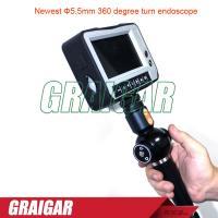 Wholesale Φ5.5mm 360 degree turn endoscope electrical instruments ISO9001 from china suppliers