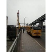 Wholesale Volvo 8x4 394HP Under Bridge Access Equipment / Bridge Inspection Vehicle from china suppliers