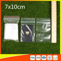 Wholesale Small Resealable Plastic Bags / Small Zipper Pouch / Small Zipper Bags from china suppliers
