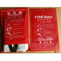 Wholesale Hot sale fire blankets for welding,Emergency cut fire blanket,  glassfiber  blanket from china suppliers